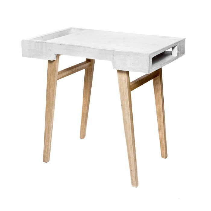 The Concrete Table by Sigurd Larsen